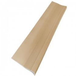 GRADA PVC ESTRIADA 4MMx32CMx300CM
