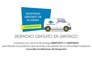 DESPACHO GRATUITO EN SANTIAGO